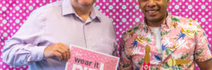 charity Wear it Pink