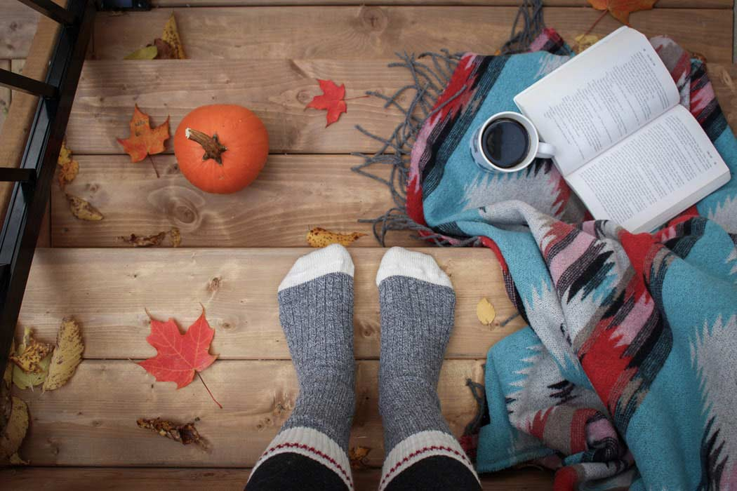 prepare your house for the cold this autumn in Leicester