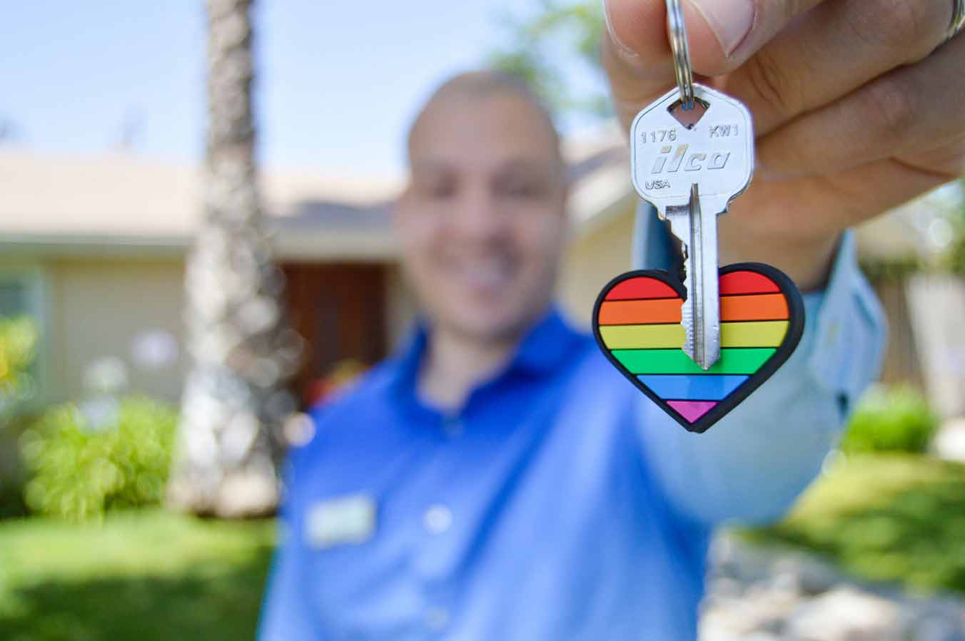 locksmith pride month